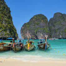 Heaven on Earth – Ko Phi Phi Thailand