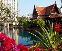 Le Meridien Plaza Athenee Bangkok