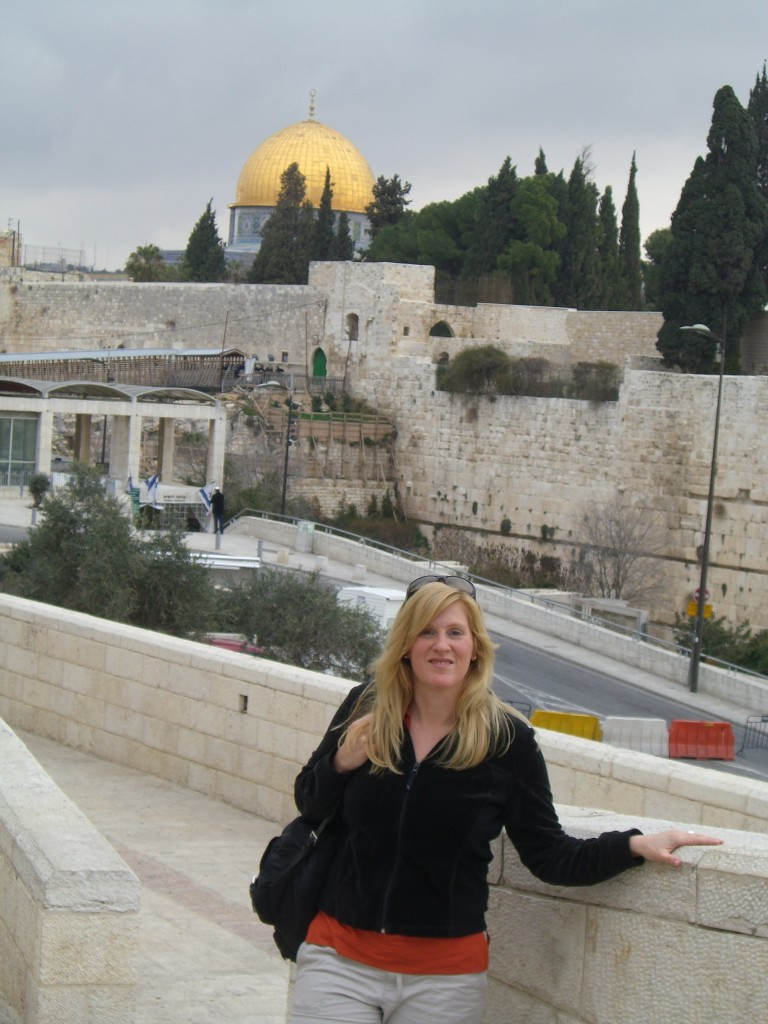 Old City Jerusalem Israel