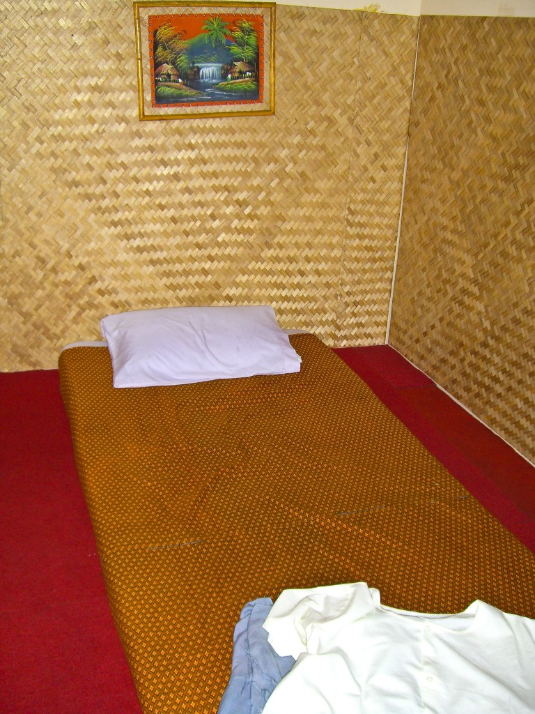 Thai massage room Chiang Mai Thailand