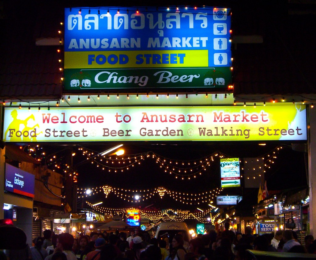 Chiang Mai's Night Market