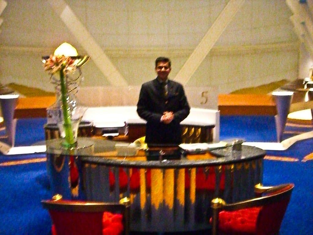 Concierge Burj Al Arab Dubai