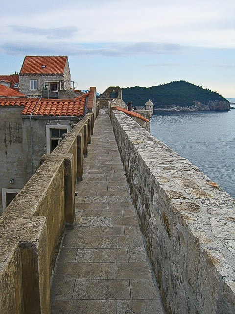 City Walls Dubrovnik Croatia