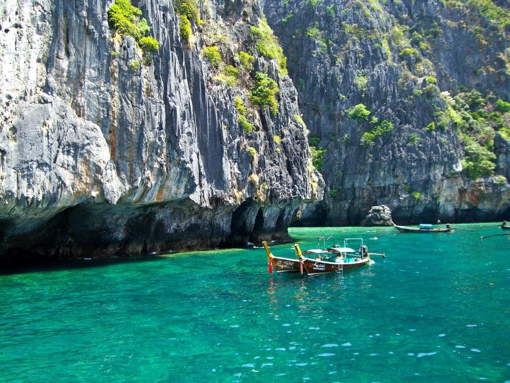 Maya Bay Ko Phi Phi Leh Thailand