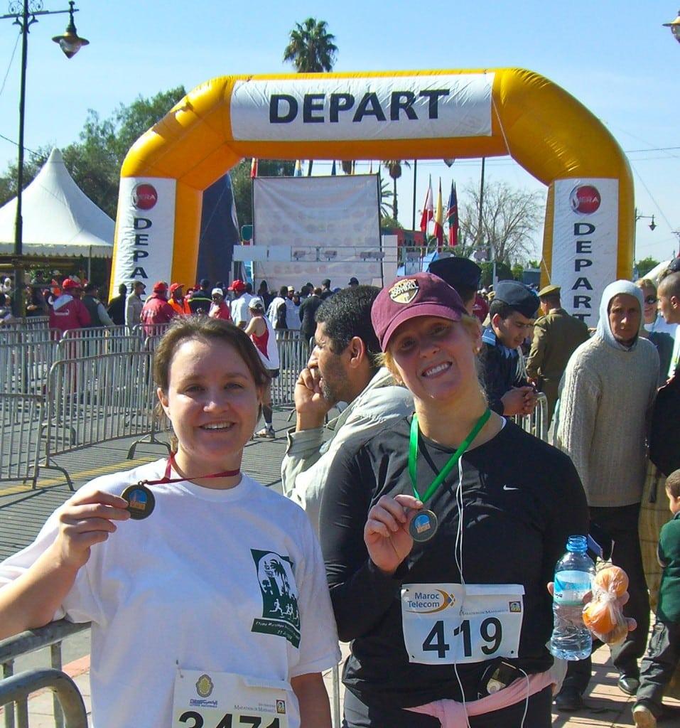 Marrakech Marathon Morocco