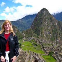 Machu Picchu at Last
