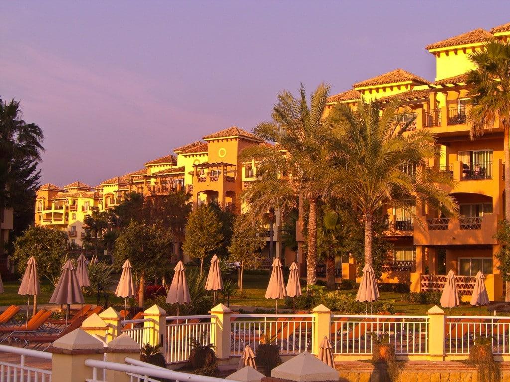 Marriott Marbella Beach Resort Costa del Sol Spain