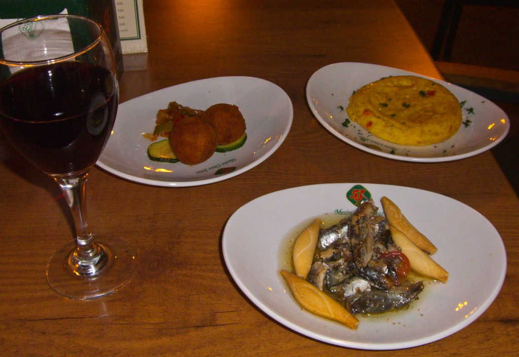 Tapas Madrid Spain