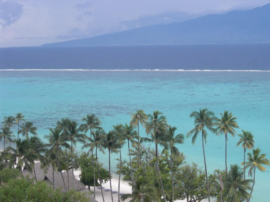 Sofitel Moorea lagoon French Polynesia