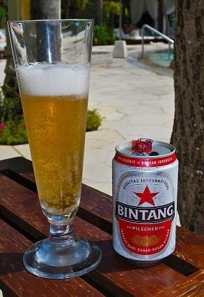 Bintang beer Bali Indonesia