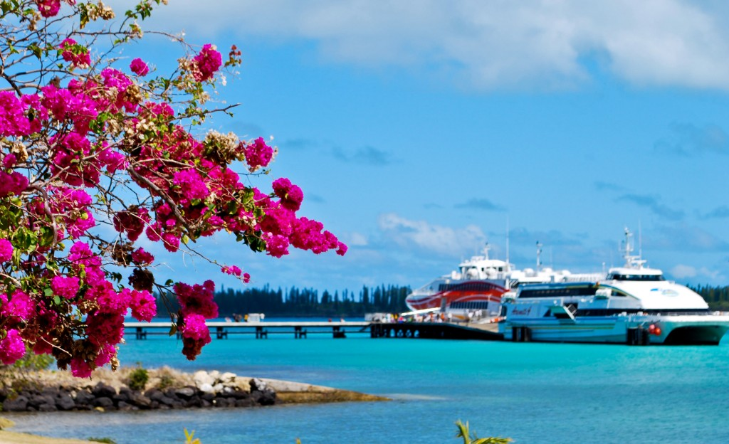 Isle des Pins New Caledonia