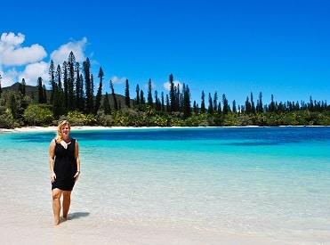 Ile des Pins New Caledonia