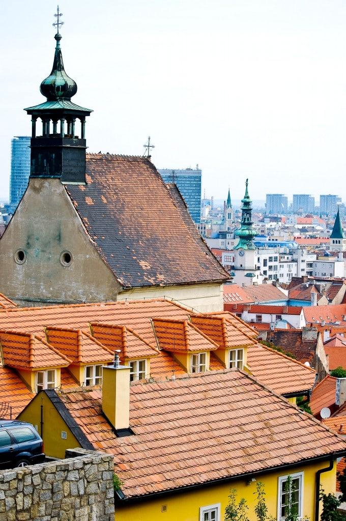 Bratislava Castle Bratislava Slovakia