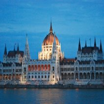 Backpackers and Budapest