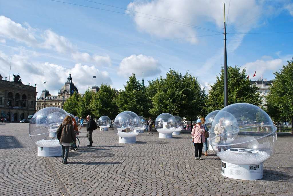 Hojbro Plads Copenhagen Denmark