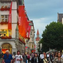 Missing Munich
