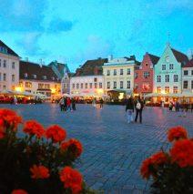 Taken with Tallinn