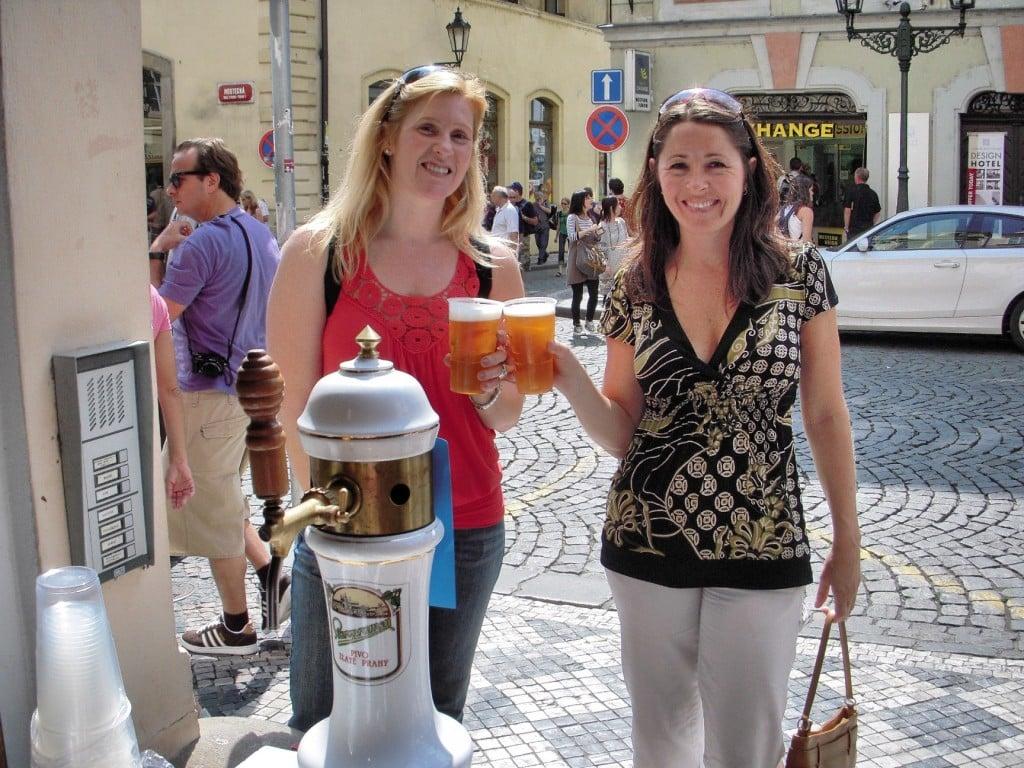 Pilsners Prague Czech Republic