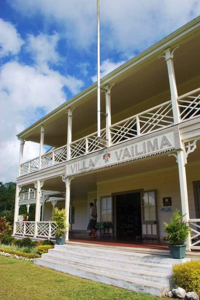 Vailima Apia Samoa