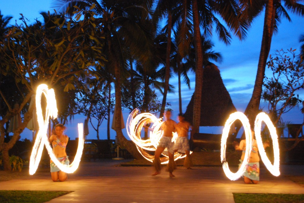 Fire Dance Westin Denarau Island Fiji