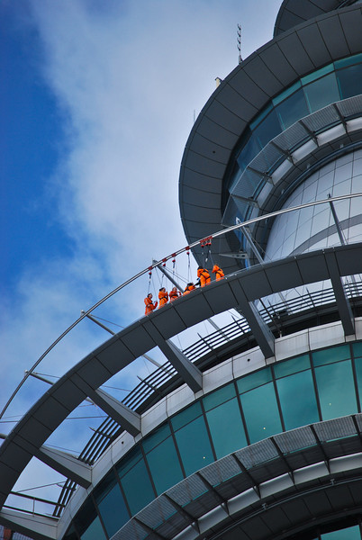 SkyWalk Sky Tower Auckland New Zealand