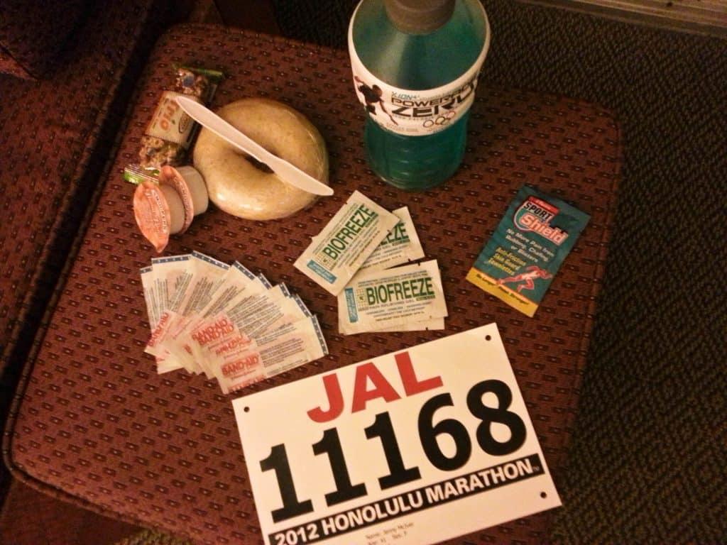 Honolulu Marathon Race Essentials