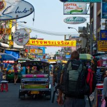 Two Massages, a Fish Spa & a Pharmacy: An Ode to Bangkok's Khao San Road