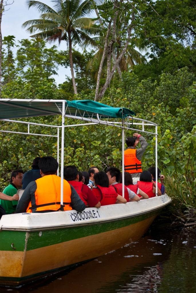 Klias River Sabah Borneo