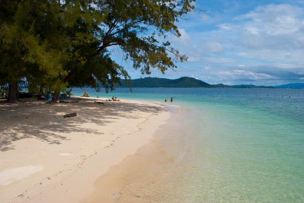 Mamutik Island Sabah Borneo