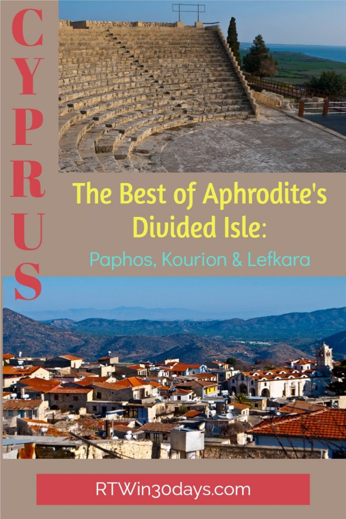 Paphos Cyprus Greece Things to Do