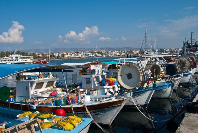 Paphos Cyprus Travel