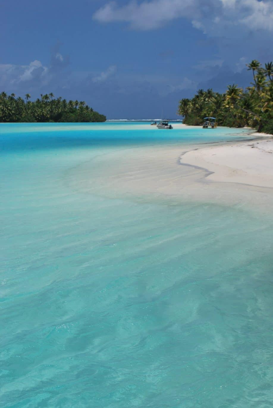 One Foot Island Aitutaki Cook Islands