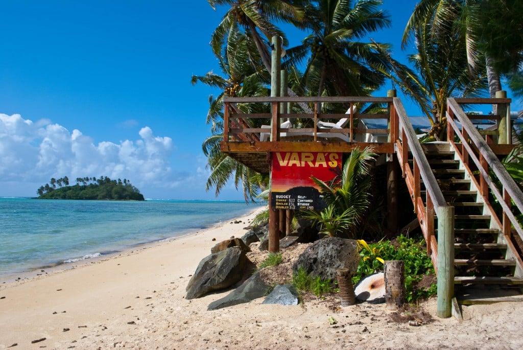Vara's Beach House Rarotonga Cook Islands