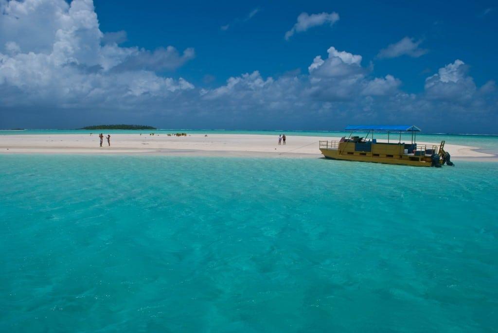 Aitutaki Lagoon Cook Islands