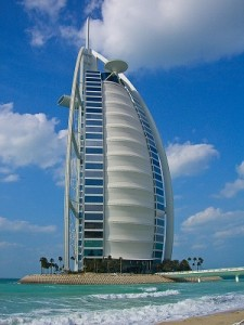 4 14 11 Burj Al Arab 225x300 Around the World in 30 Extraordinary Travel Experiences