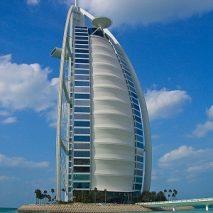 Decadence in Dubai