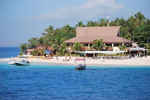 Beachcomber Island Yasawa Islands Fiji