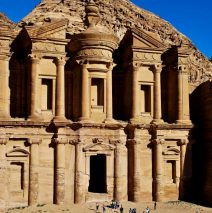 Photo of the Day – Petra Monastery, Jordan