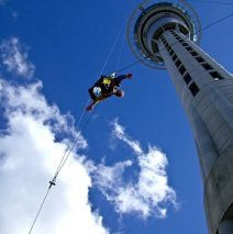 New Zealand Part 2 – Bridge Climb Auckland