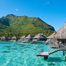 Photo of the Day – The Hilton Moorea Lagoon Resort
