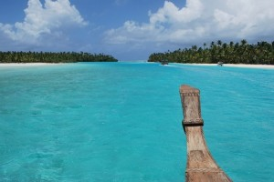 One Foot Island Aitutaki Cook Islands
