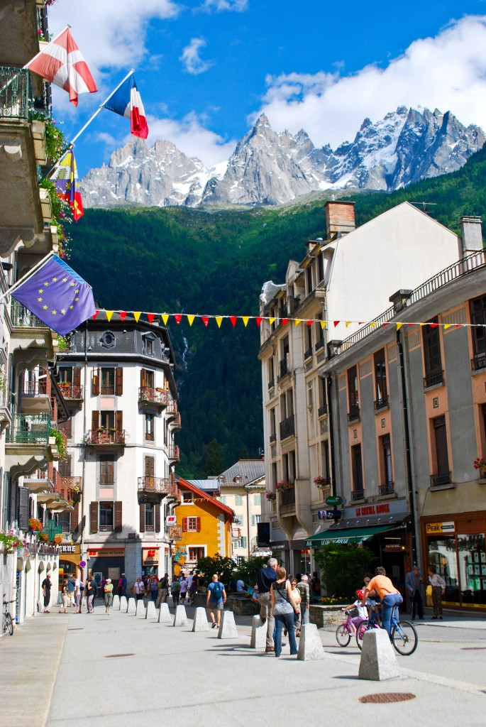 Chamonix France French Alps