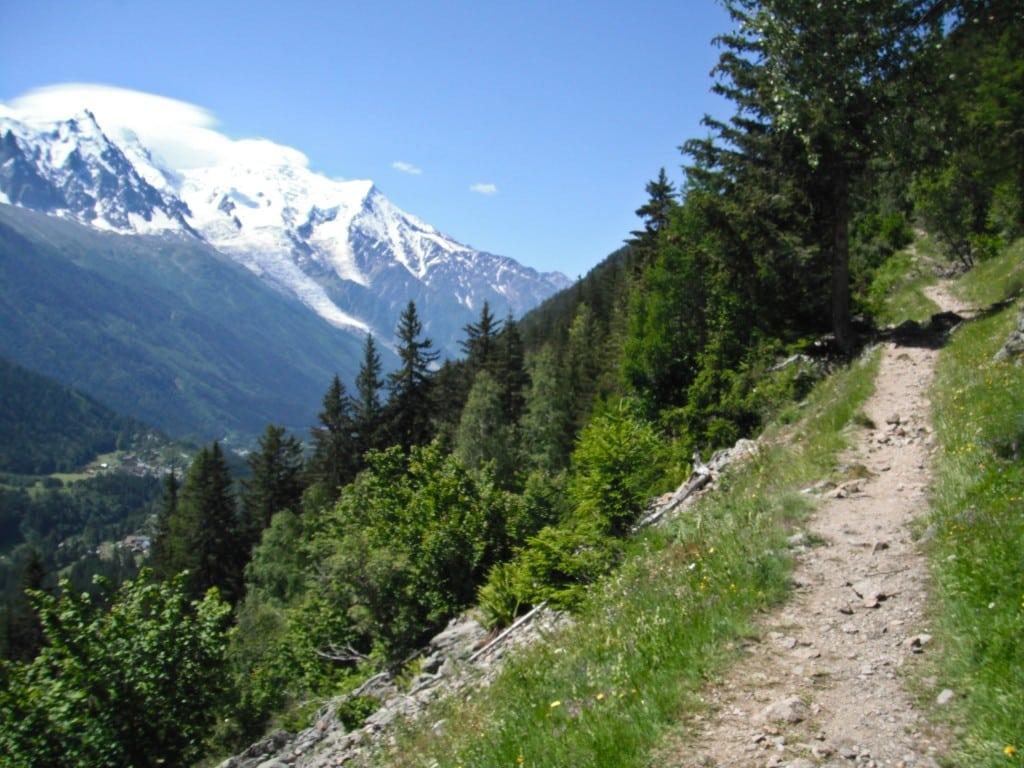 Chamonix Mont Blanc Marathon