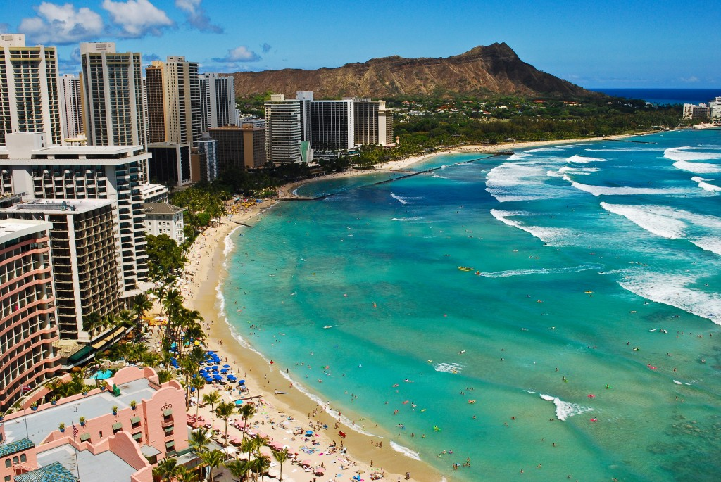 Honolulu Hawaii Photo Of The Day Round The World In 30 Days Round The World In 30 Days