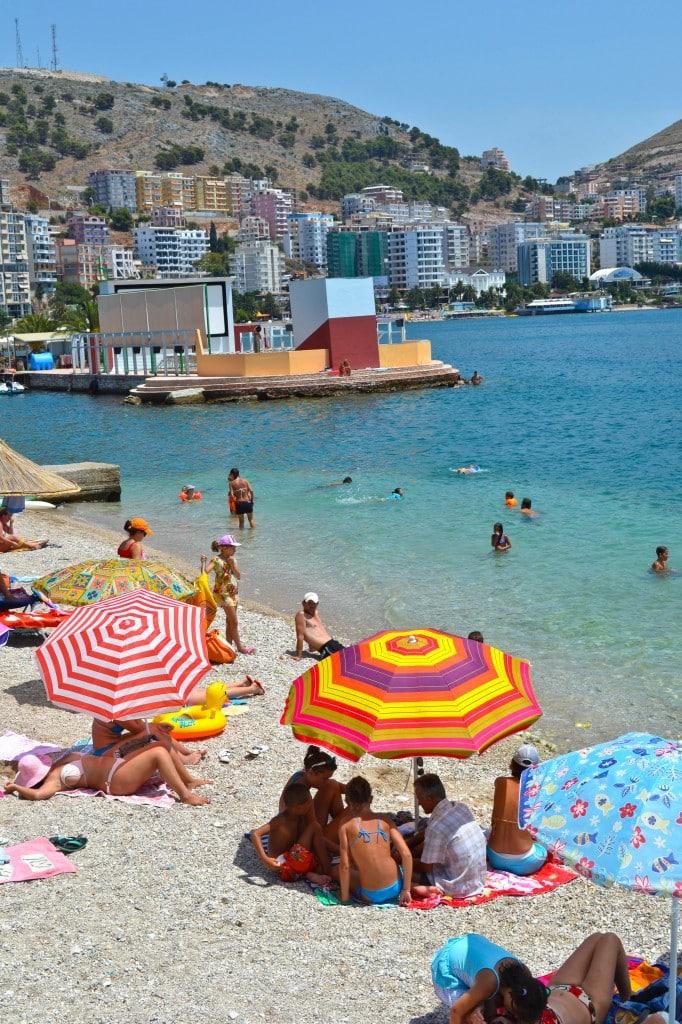 Albanian Riviera Saranda Albania