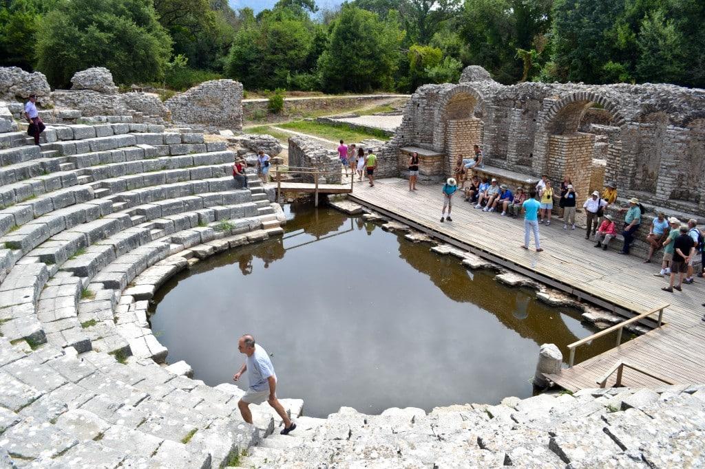 Theater Butrint Albania