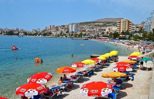 The Albanian Riviera Saranda Albania