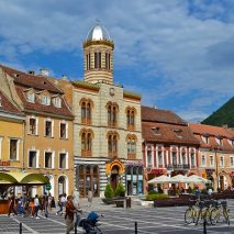 Brasov, Romania: The Best City in the World…Probably