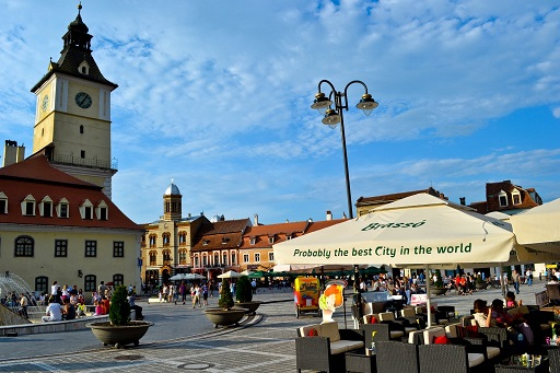Council Square Brasov Romania