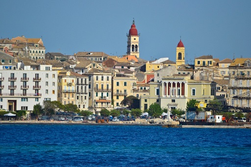 Corfu Town Corfu Greece